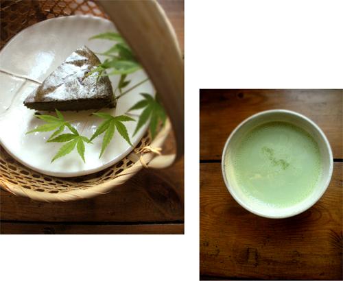 新茶の季節の、和スィーツ_d0157677_23441816.jpg