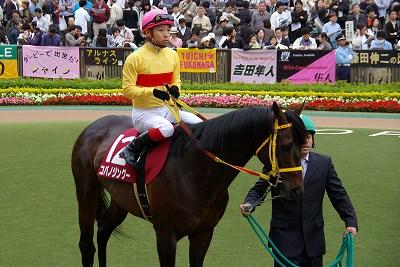 目黒記念は、上がり馬コパノジングーが2連勝で初重賞制覇_b0015386_1185171.jpg