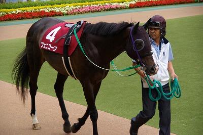 目黒記念は、上がり馬コパノジングーが2連勝で初重賞制覇_b0015386_118670.jpg