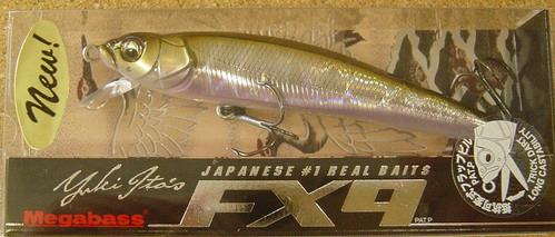 メガバス FX-9  NEW 入荷_a0153216_15144893.jpg