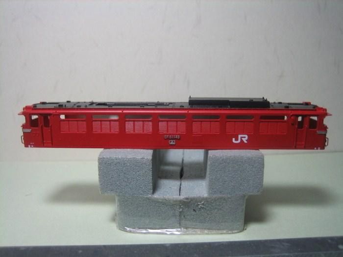EF81-140 双頭カプラー車輌の製作 その3_e0120143_2342176.jpg