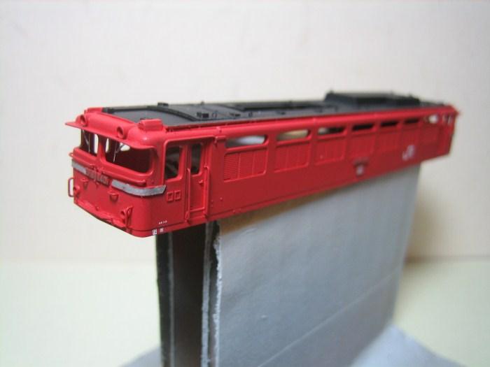EF81-140 双頭カプラー車輌の製作 その3_e0120143_23422763.jpg