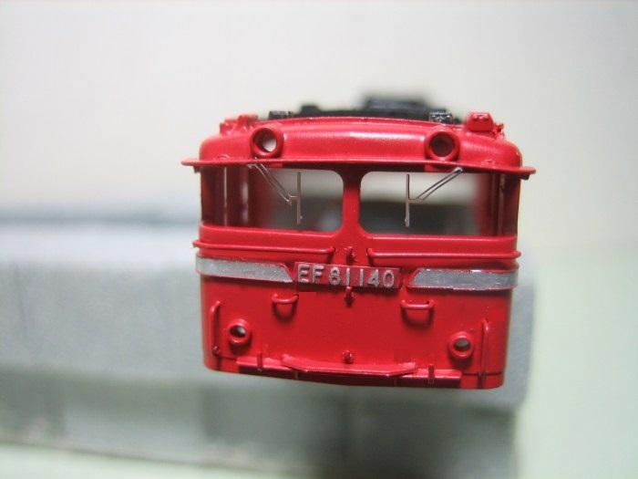 EF81-140 双頭カプラー車輌の製作 その3_e0120143_2342962.jpg