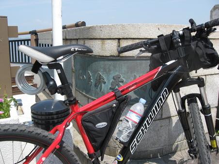 マウンテンバイク往復 約110kmの旅!_d0157745_23345534.jpg