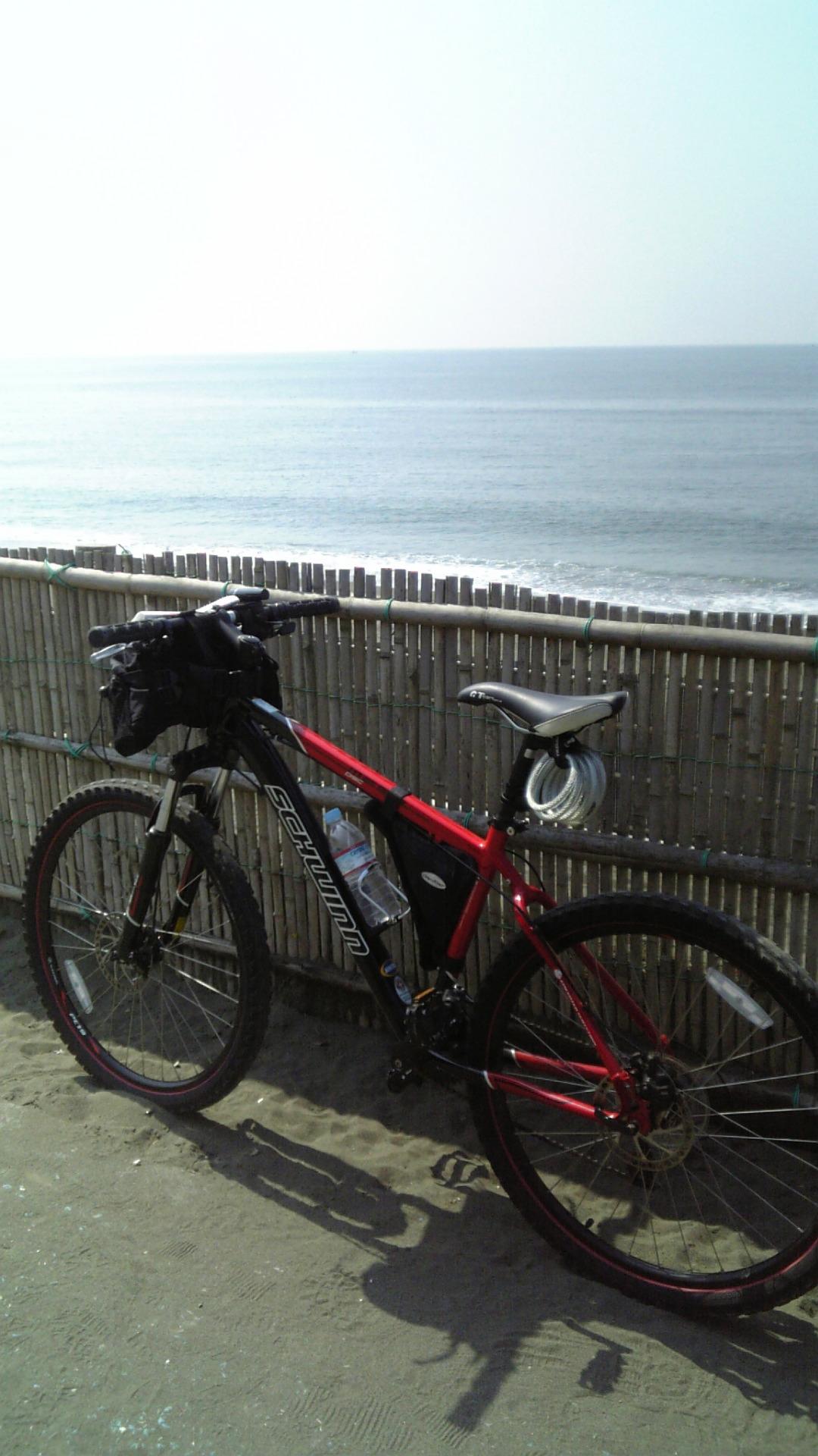 マウンテンバイク往復 約110kmの旅!_d0157745_23571163.jpg
