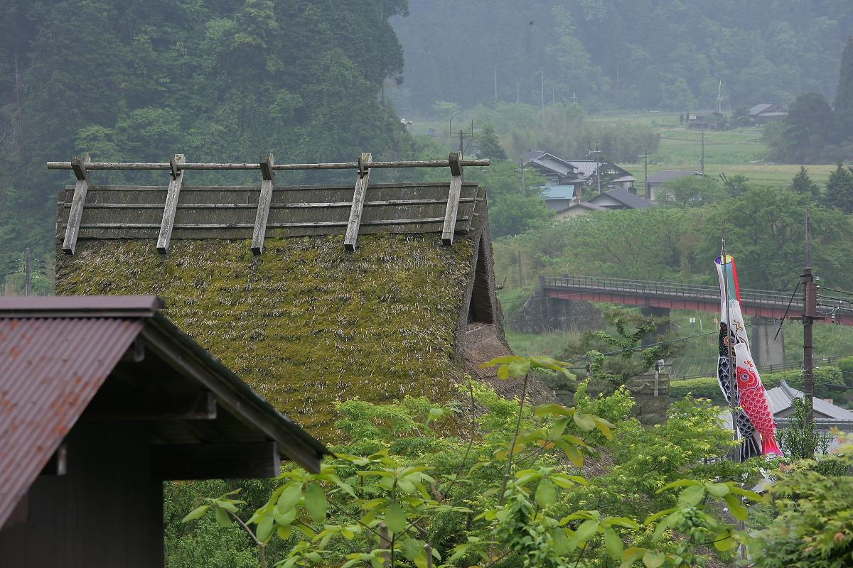 京都 美山  茅葺の里   6_f0021869_2351147.jpg