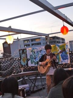 5/30 Entrance Cafe オソラ デ アコルデオン ライブ終了♪_f0230569_142744.jpg