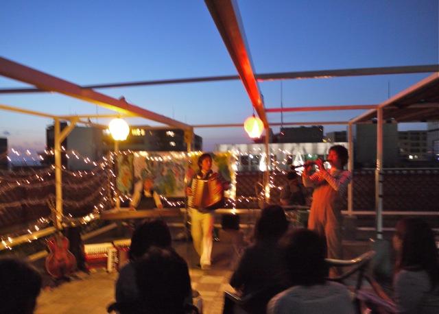 5/30 Entrance Cafe オソラ デ アコルデオン ライブ終了♪_f0230569_1431499.jpg