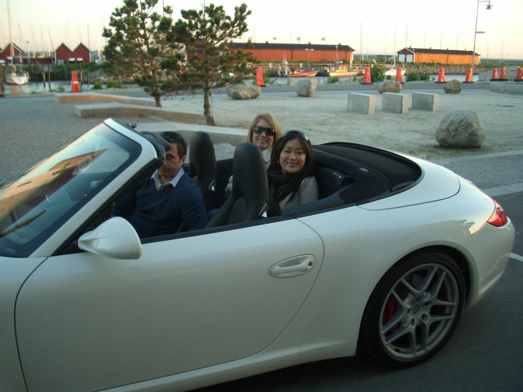 素敵な車でドライブ♪_a0159707_6305120.jpg