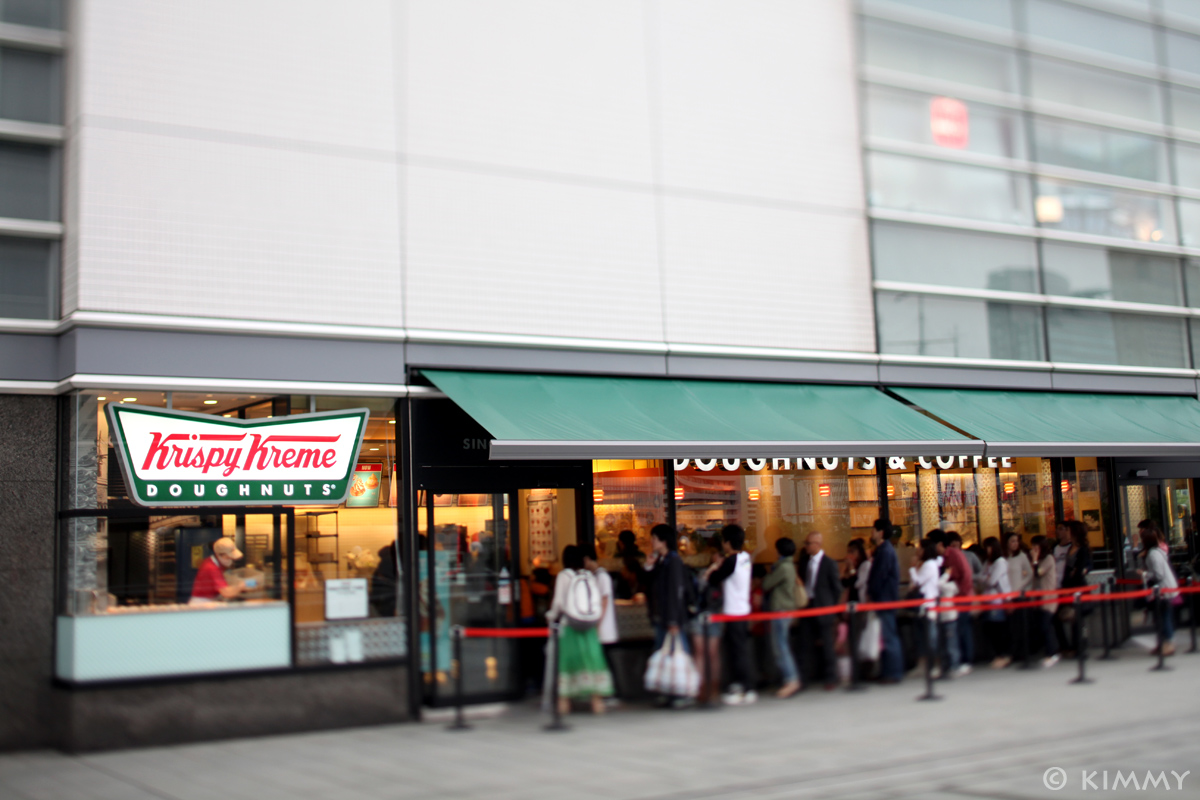 Krispy Kreme Doughnuts_c0128108_2328049.jpg