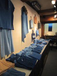 ちずぶるー「藍 濃淡さまざま展」_f0197821_1324462.jpg