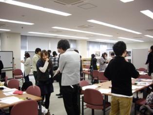 前スタッフ新津厚子さんに『ファシリテーション、ワークショップ講座』を実施してもらいました_c0167632_1512326.jpg