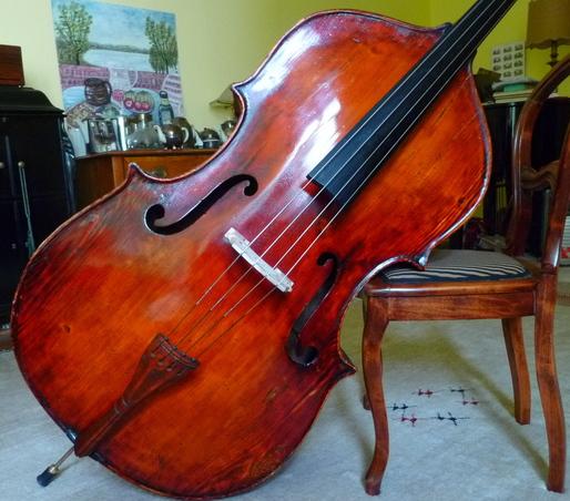 楽器との幸せな時間/Busanに究極の弦?の巻_c0180686_2113255.jpg