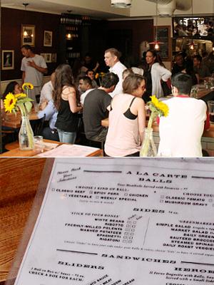 NY No1のミートボール・レストラン-THE MEATBALL SHOP_b0007805_375261.jpg