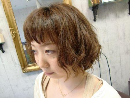 ボリューミィヘア☆_f0158908_13433592.jpg