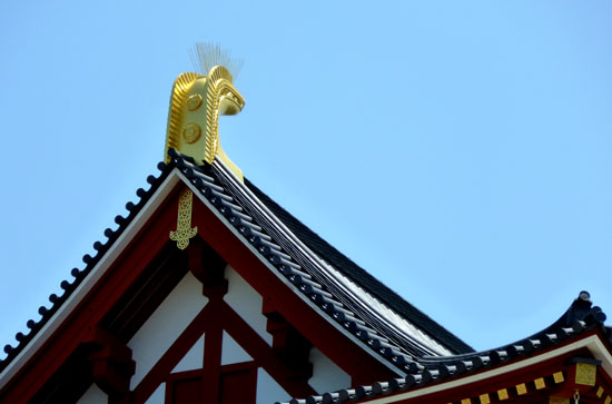 平城京 大極殿 遷都1300年祭_e0048413_16484366.jpg