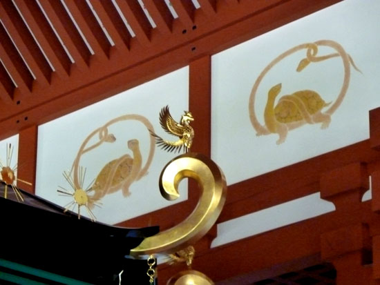 平城京 大極殿 遷都1300年祭_e0048413_16492838.jpg