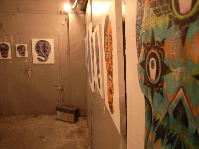 20100524 - 20100530 斉藤ヤスタカ個展「FUZZ FACE」_c0140560_14314739.jpg