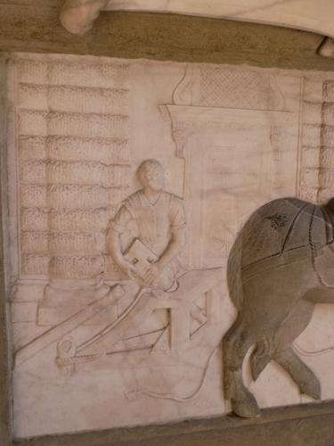 縁の下の力持ちだったロバ~ピッティ宮殿にて_f0106597_20142561.jpg