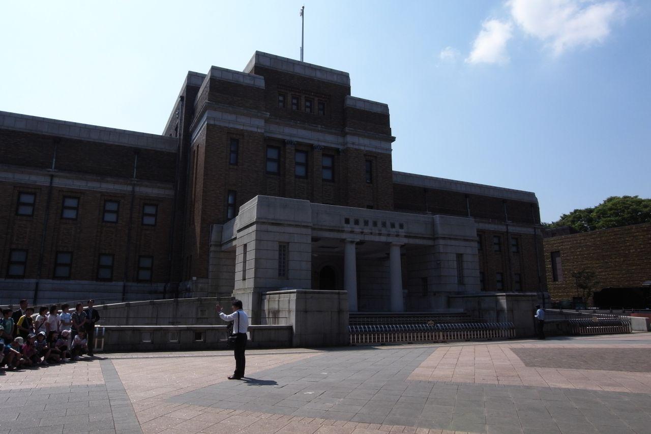 国立科学博物館へ_b0142303_14284383.jpg