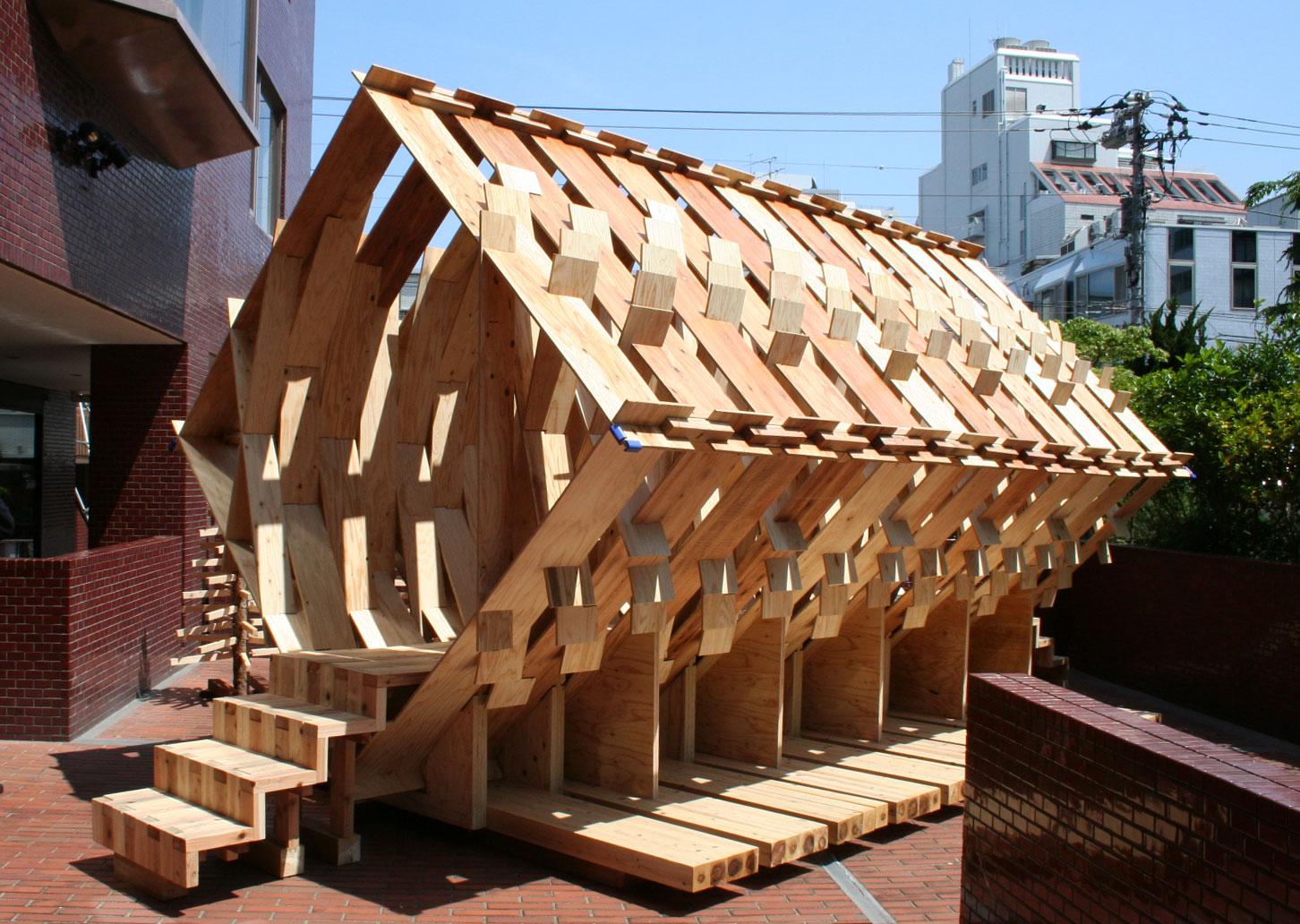 東京大学大学院木質材料学研究室展開催中です。_f0171840_18371211.jpg