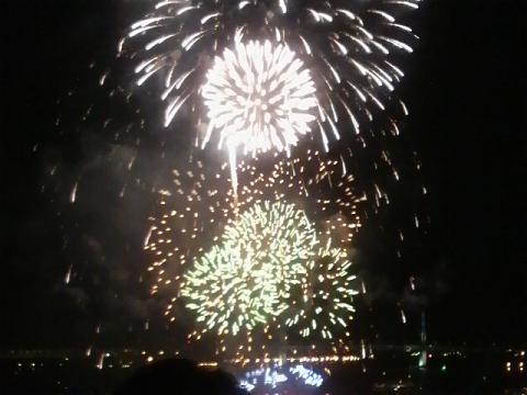 開港記念花火@横浜でパーティー!_f0031554_22144535.jpg