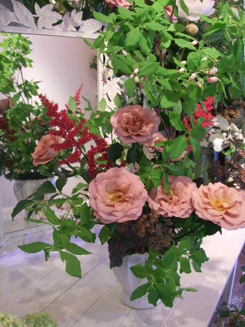 オークリーフ花の教室(石井さんの作品)_f0049672_1820321.jpg