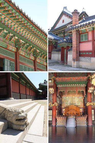 韓国旅行:世界遺産「昌徳宮」_b0189489_0273073.jpg
