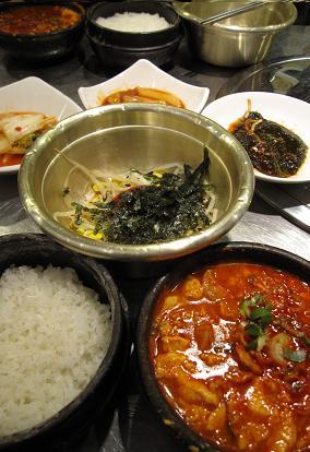韓国旅行:サムギョプサル _b0189489_12415383.jpg