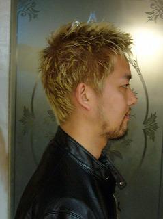 メンズの金髪と黒髪_a0123703_1529560.jpg