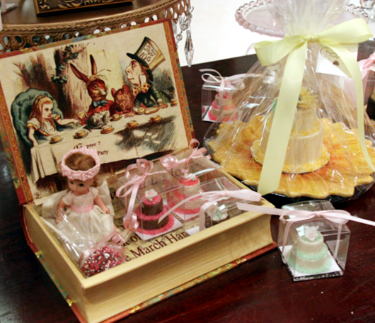 手のひらサイズのチョコケーキ屋さん The Little Candy Cake_b0007805_1184184.jpg