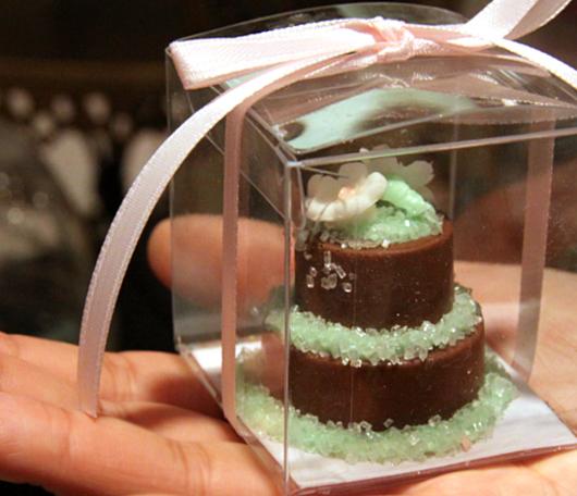 手のひらサイズのチョコケーキ屋さん The Little Candy Cake_b0007805_1192127.jpg