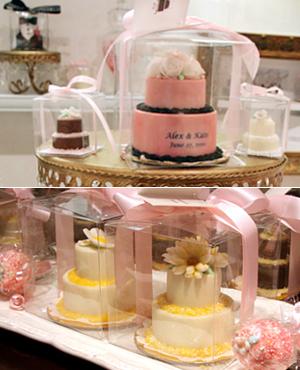 手のひらサイズのチョコケーキ屋さん The Little Candy Cake_b0007805_1383055.jpg