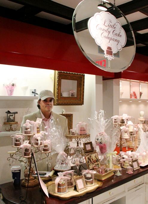 手のひらサイズのチョコケーキ屋さん The Little Candy Cake_b0007805_1462557.jpg