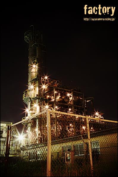 夜の工場_f0100215_2252151.jpg