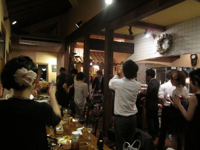 伊那市~二次会 【Chef\'s Report】_f0111415_1241460.jpg