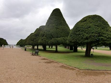 Hampton Court Palace(ハンプトン・コート・パレス)_c0079828_186339.jpg