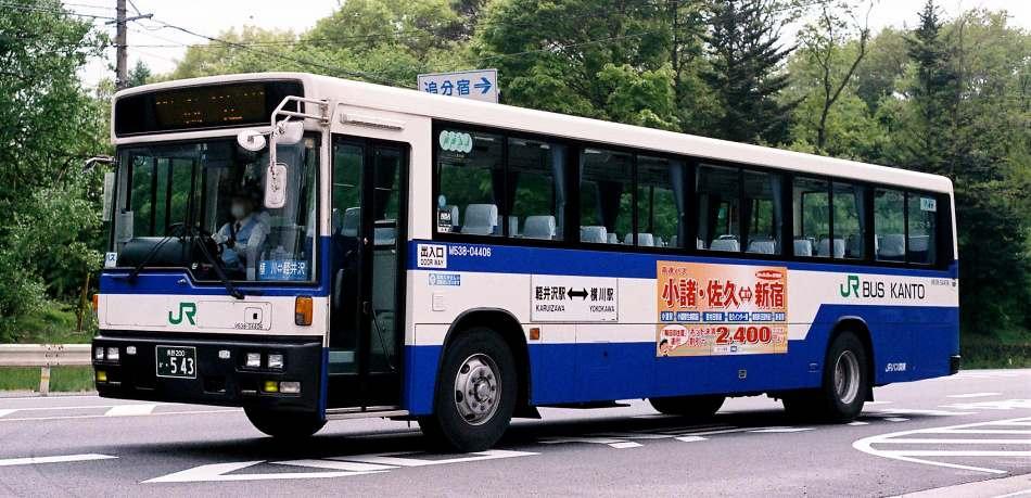 JRバス関東~軽井沢・横川線 ...
