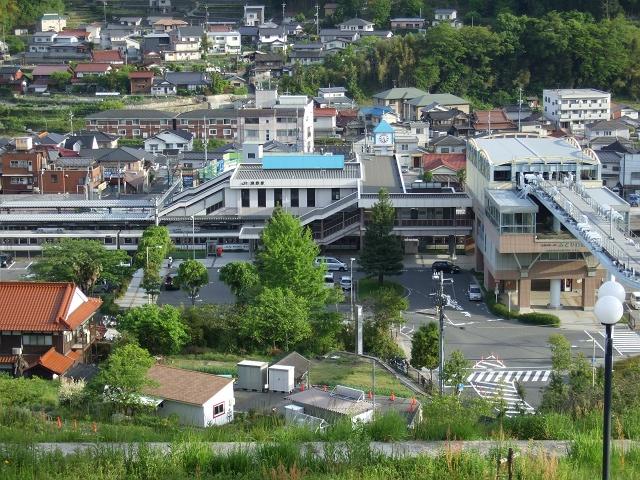 スカイレールタウンみどり坂の各所からのから、瀬野・みどり坂の眺望_b0095061_9502360.jpg