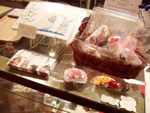 ojiyan cafe原宿本店 納品_f0223074_116328.jpg