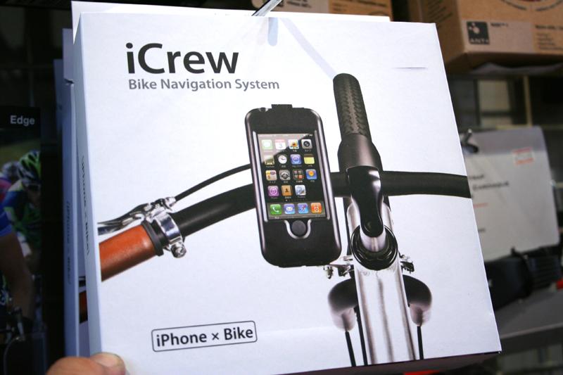 Iphone自転車用ホルダーicrew少量入荷です Pistol店長日記