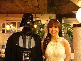 クロで結婚式の2次会_a0123703_10535590.jpg
