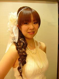 クロで結婚式の2次会_a0123703_10553441.jpg