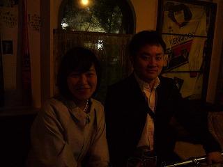 クロで結婚式の2次会_a0123703_1141984.jpg
