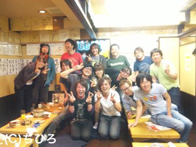 Departureツアー、サンキュー☆名古屋&大阪!_a0114206_21181397.jpg