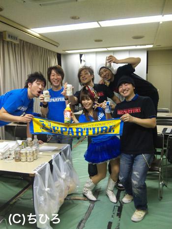 Departureツアー、サンキュー☆名古屋&大阪!_a0114206_21194969.jpg