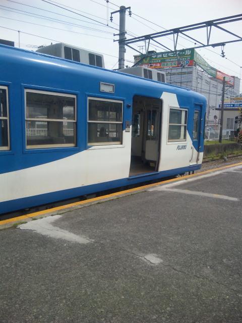 今富士吉田へ向かっています_f0165126_14345030.jpg