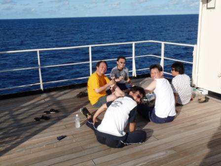 航海終了_a0148134_18153135.jpg