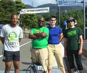 小石を背負って山登り・・・丹沢ボッカ駅伝競争に出走するチームOJ_c0171849_948272.jpg