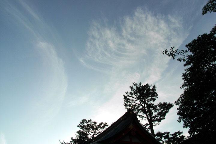 入間 ~ 秋川 ~ 東伏見稲荷神社 (6/6) 日枝神社 (6/4)_b0006870_001937.jpg